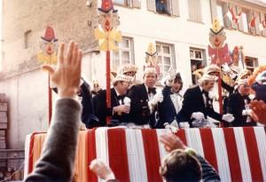 Umzug 1979